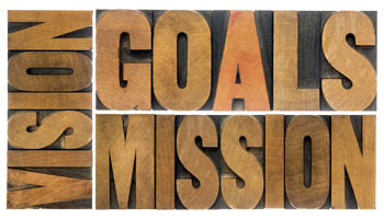 Mission Statement- Vision, Goals, Mission