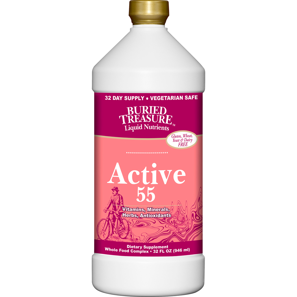 Buried Treasure- Active 55 Plus