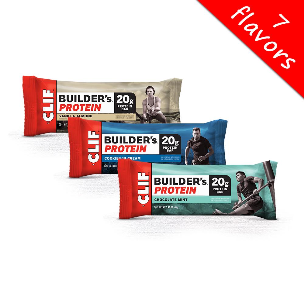 Clif Bar- Builders Protein Bar