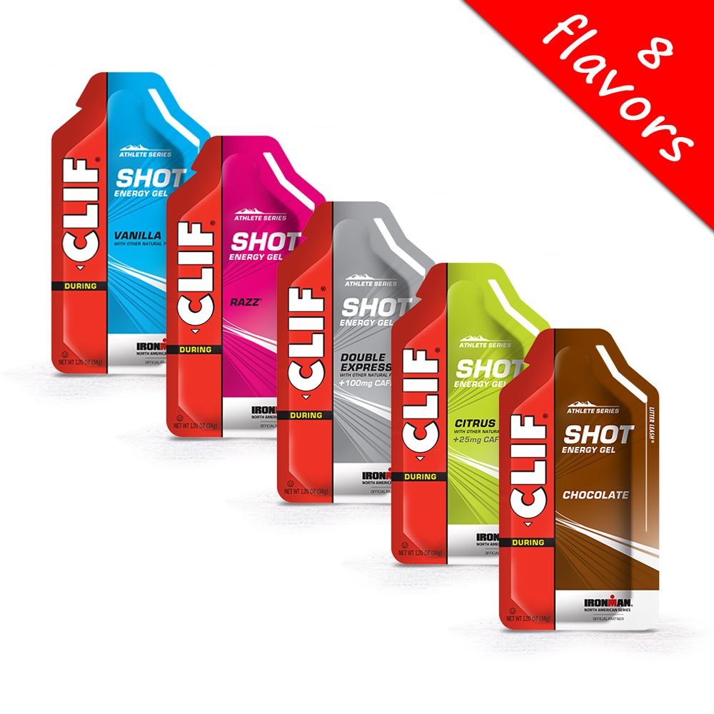 Clif Bar- Shot Energy Gel