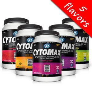 Cytosport- Cytomax Sports Performance Mix 4.5lb