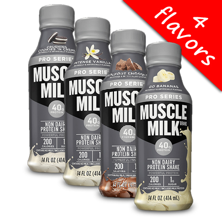 Cytosport- Muscle Milk Pro Series 40 RTD
