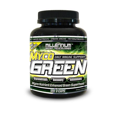 Millennium Sport Technologies- MycoGreen