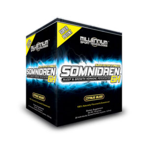Millennium Sport Technologies- Somnidren GH Citrus Bliss