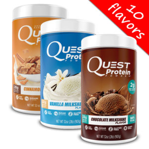 Quest Nutrition- Protein Powder
