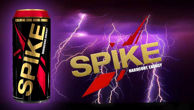 Spike- Hardcore Energy