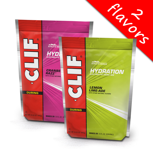 Clif Bar- Electrolyte Hydration Drink