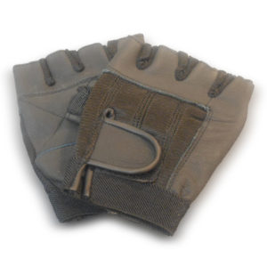 Get Mobile Fitness- Spandex-Back Glove