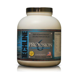Techline Nutrition- PROvision 6 Chocolate 4lb