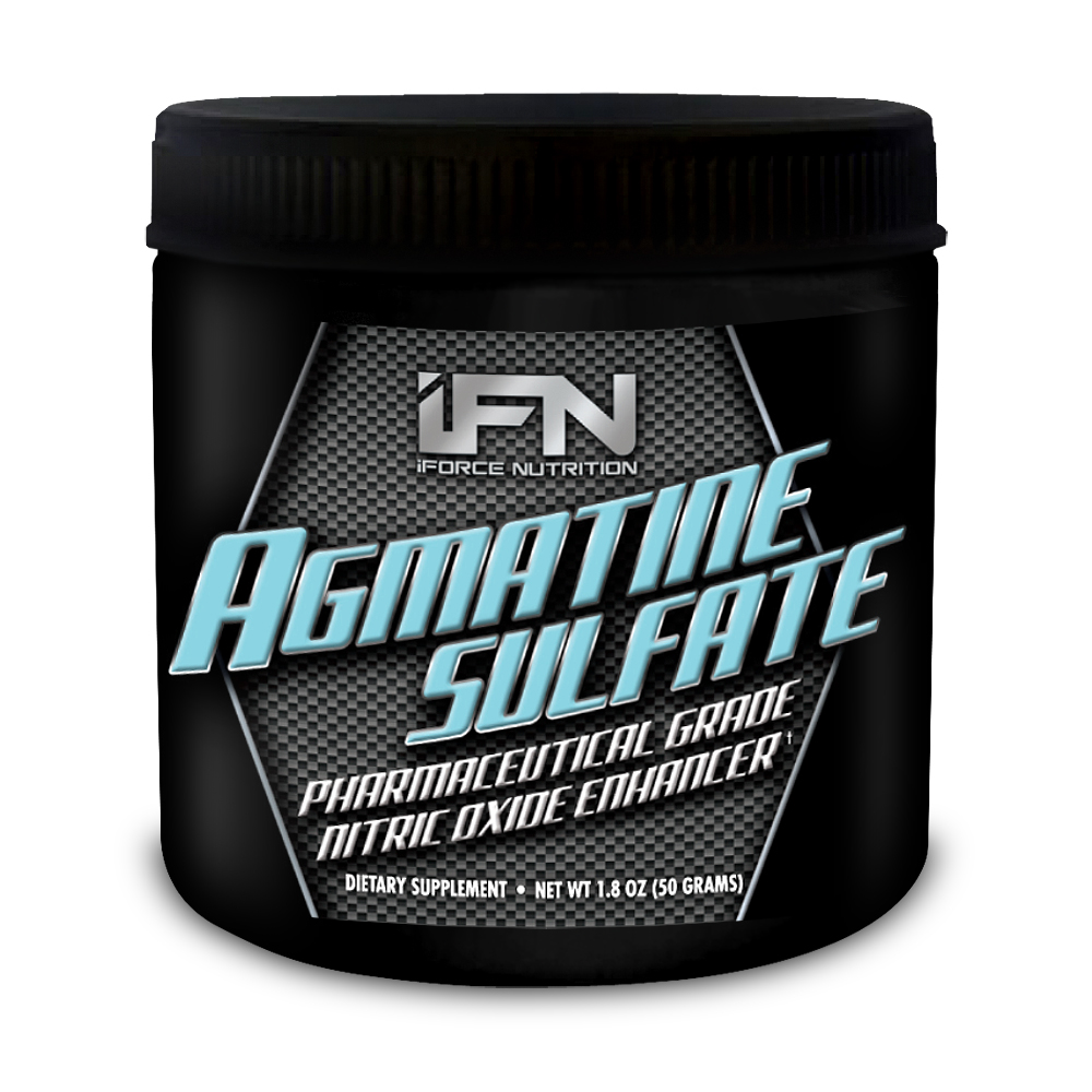 iForce Nutrition- Agmatine Sulfate
