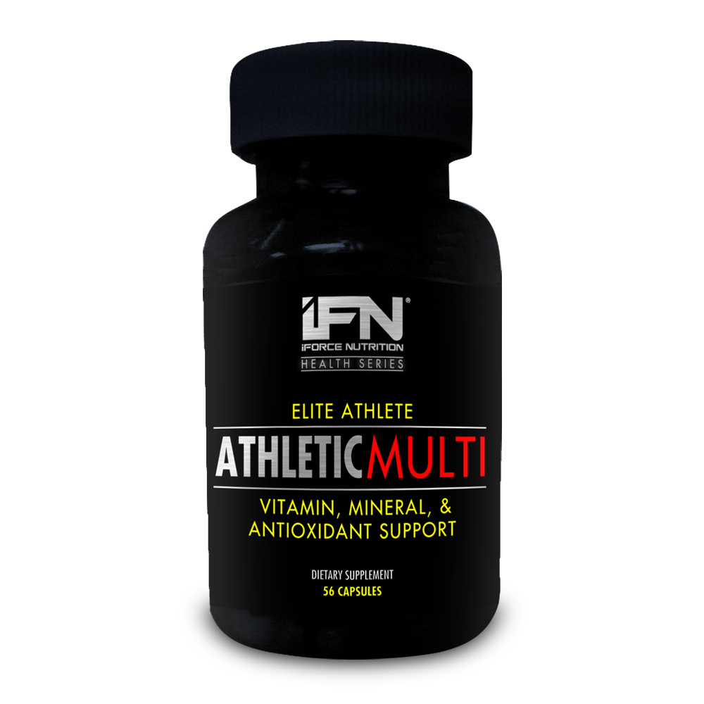 iForce Nutrition- Athletic Multi