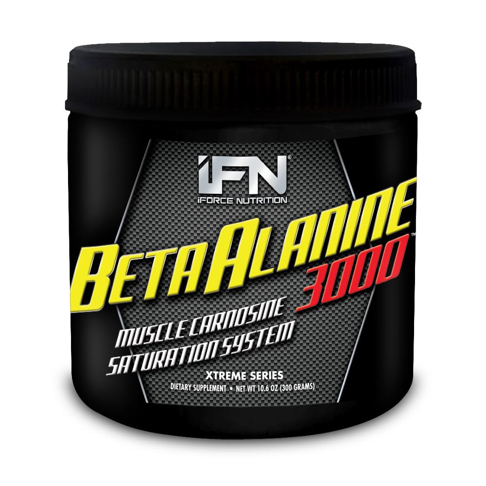 iForce Nutrition- Beta Alanine 3000