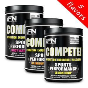 iForce Nutrition- Compete 30srv