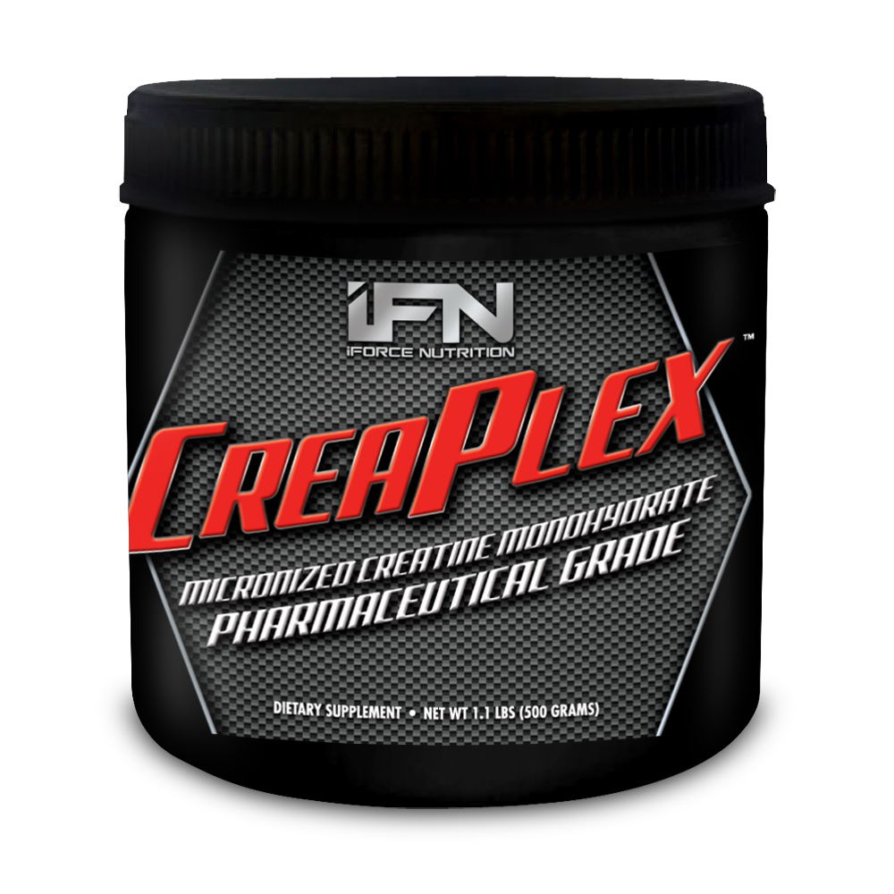 iForce Nutrition- CreaPlex