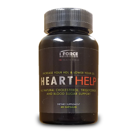 iForce Nutrition- Heart Help