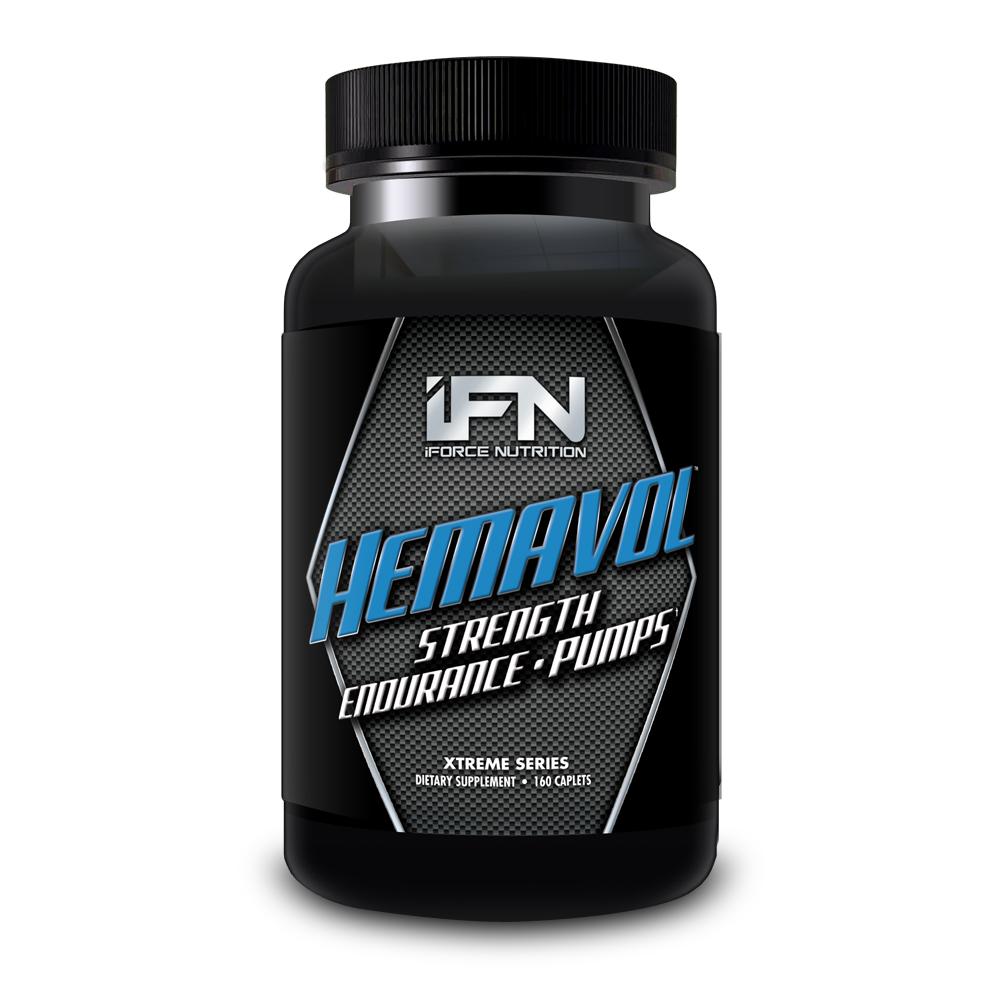 iForce Nutrition- Hemavol Capsule