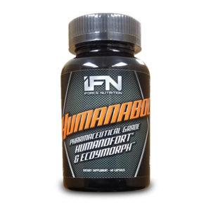 iForce Nutrition- Humanabol