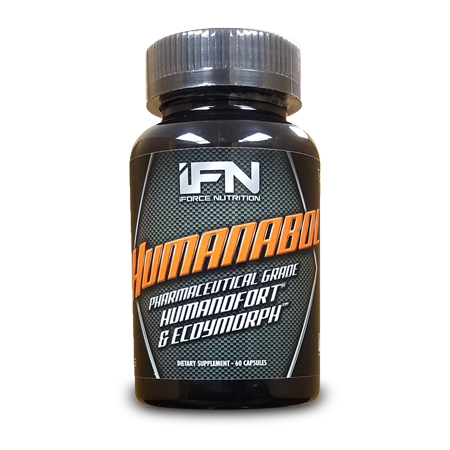 iForce Nutrition- Humanabol