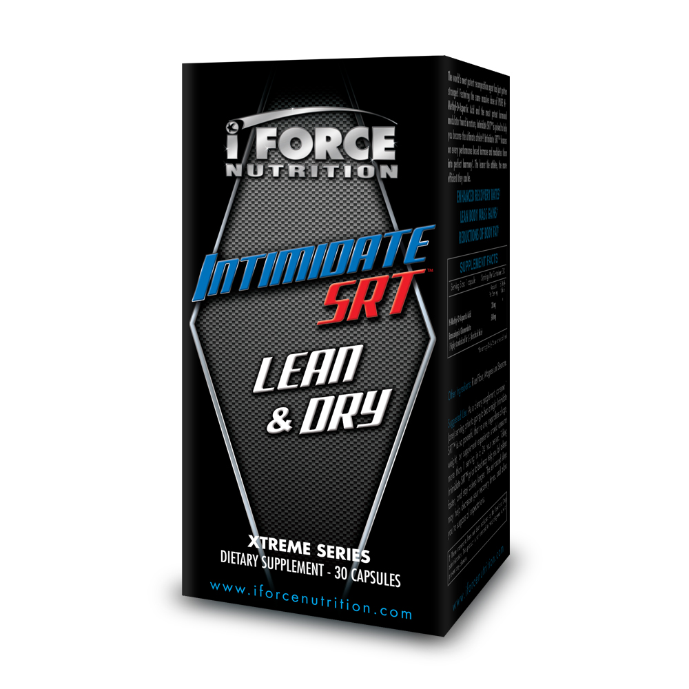 iForce Nutrition- Intimidate SRT