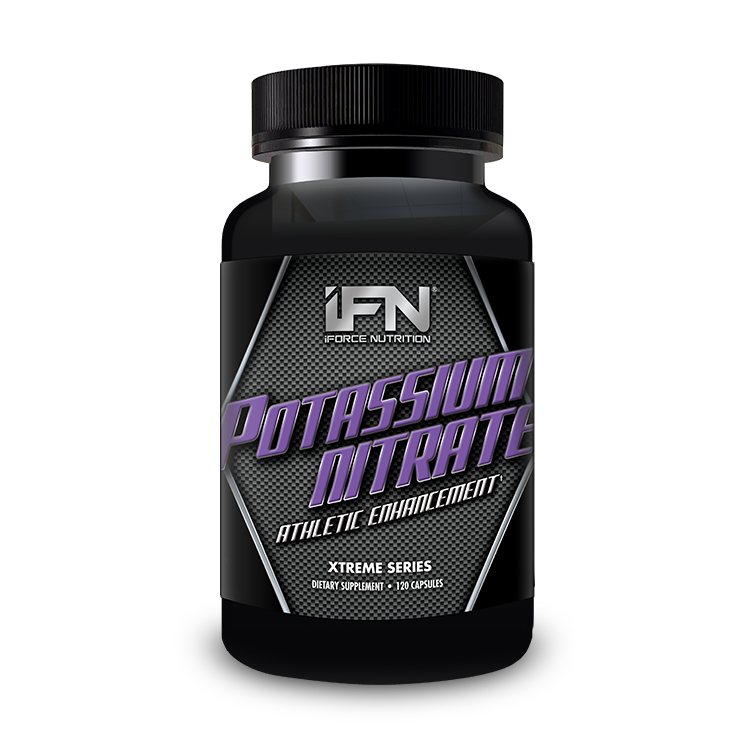iForce Nutrition- Potassium Nitrate