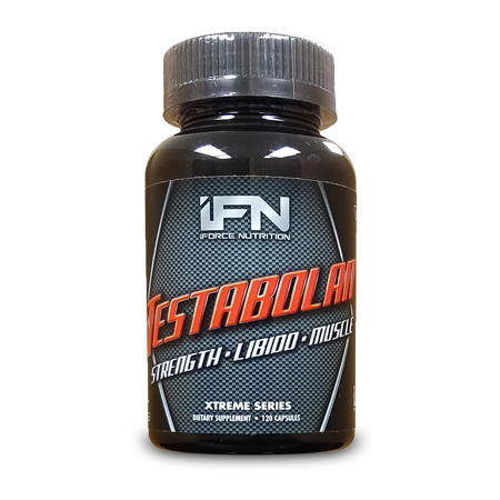 iForce Nutrition- Testabolan