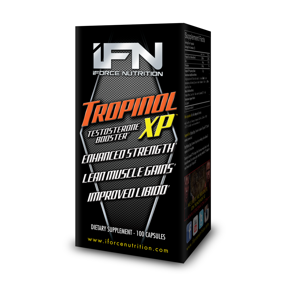 iForce Nutrition- Tropinol XP