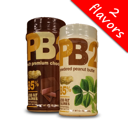 PB2/Bell Plantation- PB2 6oz