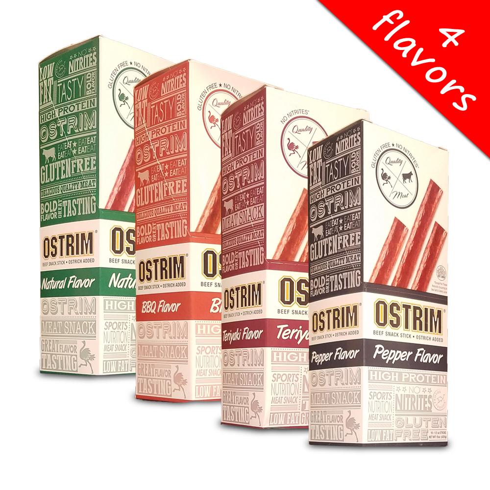 Ostrim- Beef & Ostrich