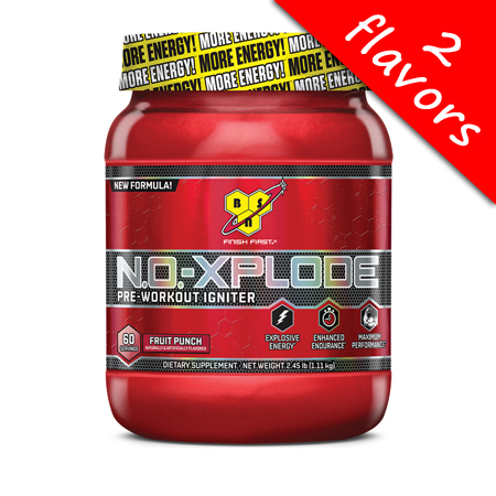 BSN Supplements- N.O. Xplode