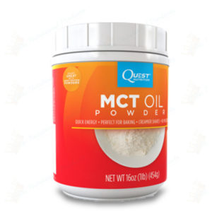 Quest Nutrition- MCT Oil Powder