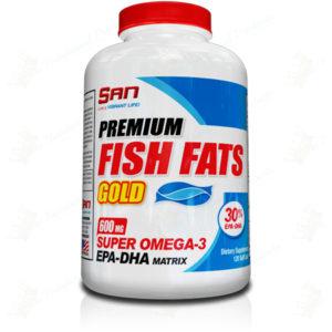 SAN Nutrition- Premium Fish Fats Gold