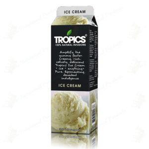 Tropics Beverages- Ice Cream
