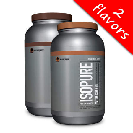 Isopure- Coffee