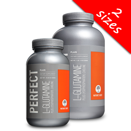 Isopure- Perfect L-Glutamine