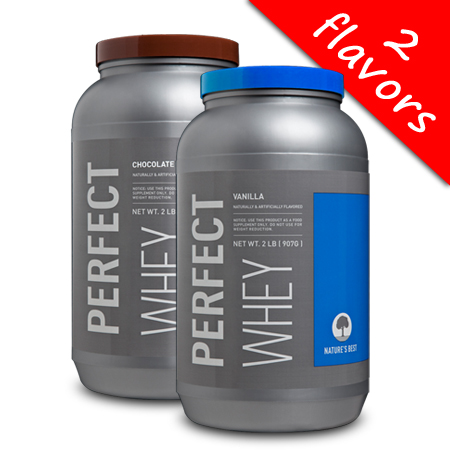 Isopure- Perfect Whey 2lb