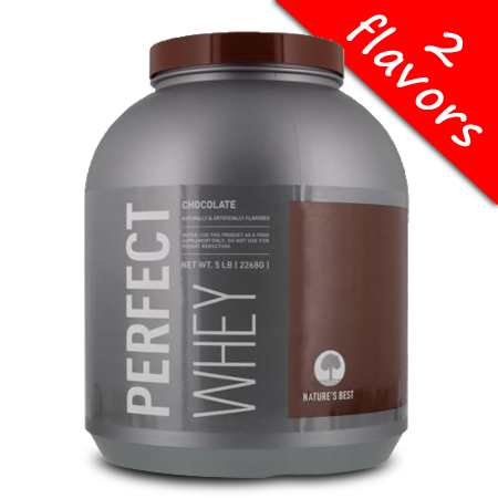 Isopure- Perfect Whey 5lb