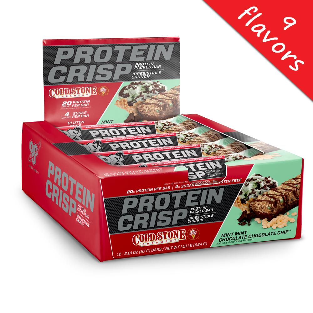 BSN- Protein Crisp Bar
