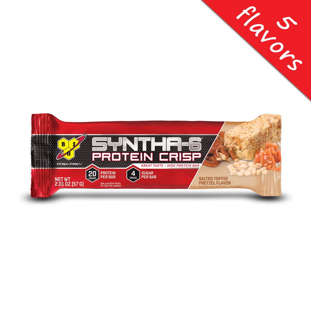 BSN- Syntha 6 Protein Crisp Bar