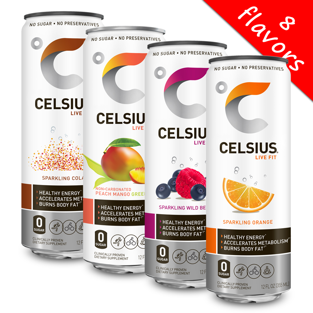 Celsius- Originals