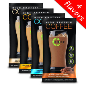 Chike Nutrition- High Protein Coffee Single Serve