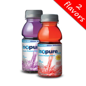 Isopure- Plus Zero Carb