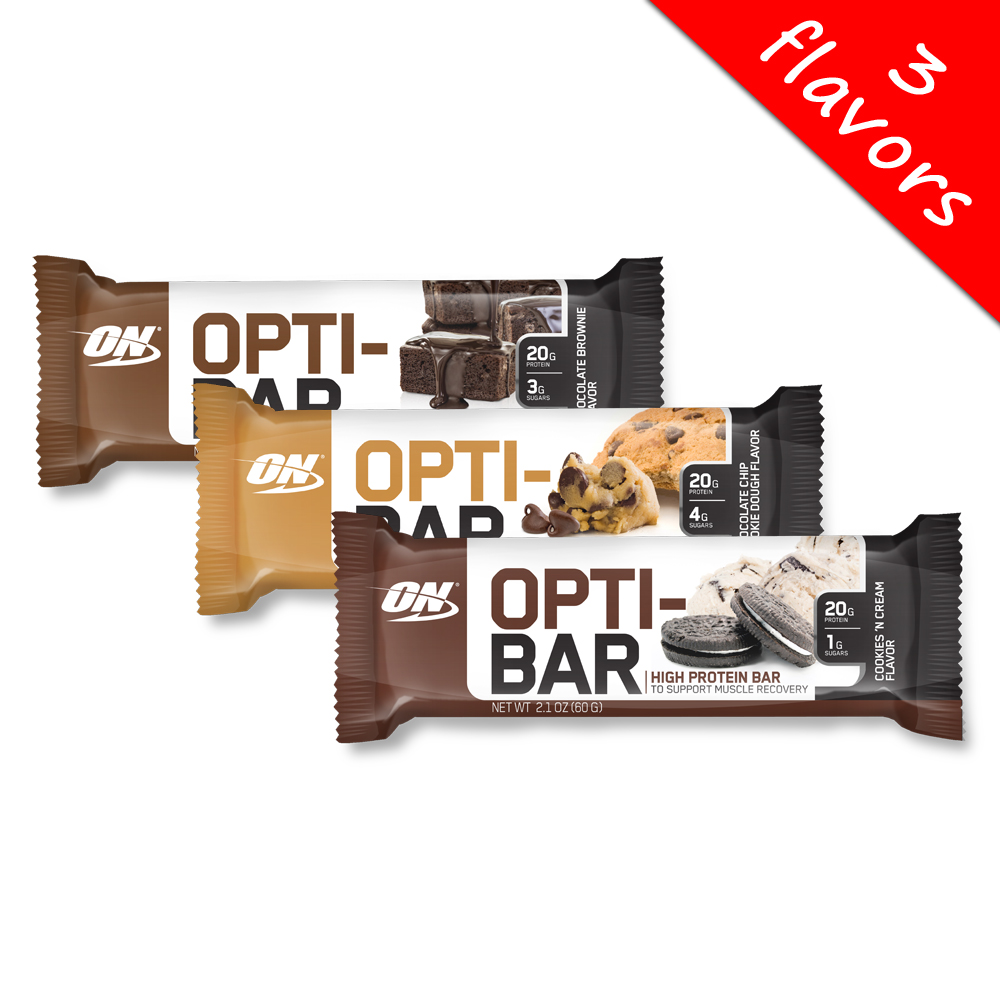 Optimum Nutrition- Opti-Bar