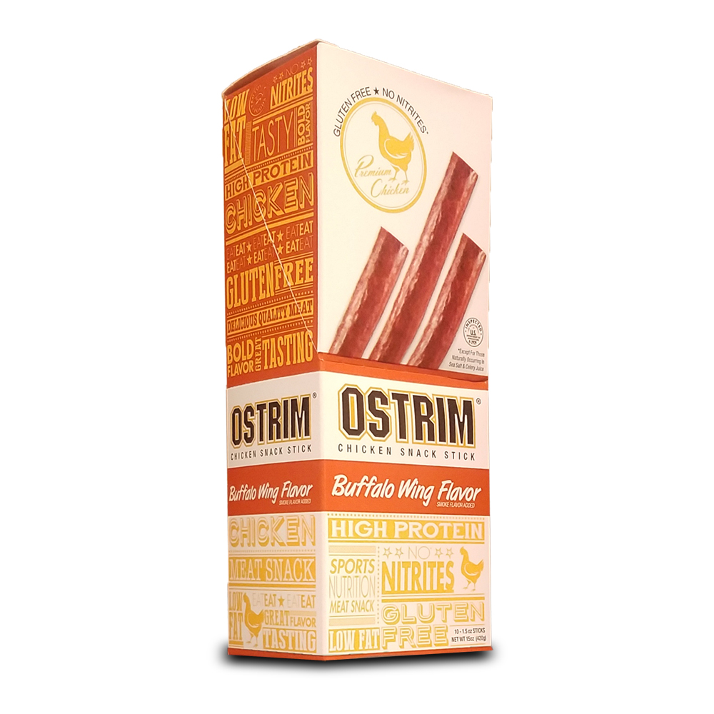 Ostrim- Chicken Buffalo Wing