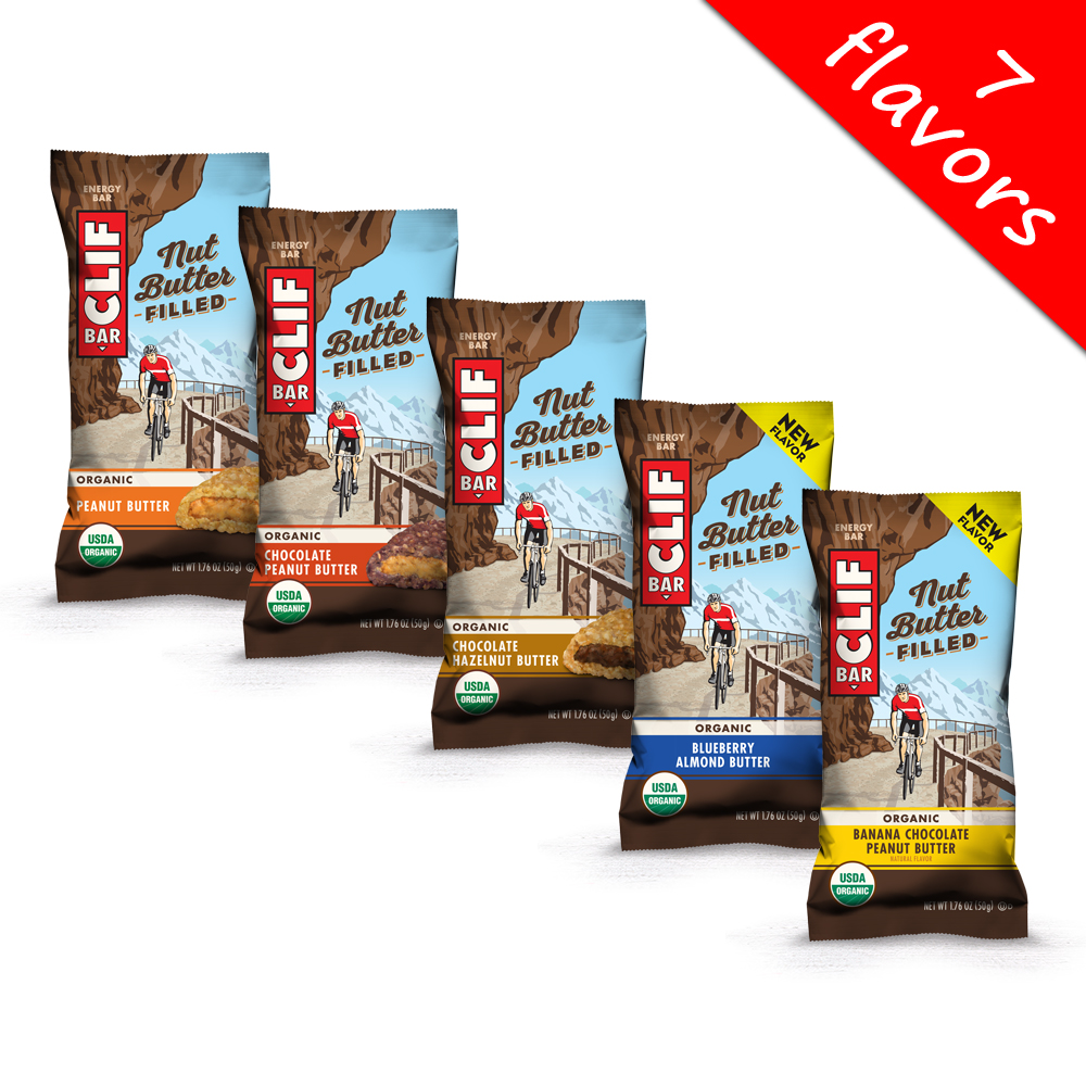 Clif Bar- Nut Butter Filled