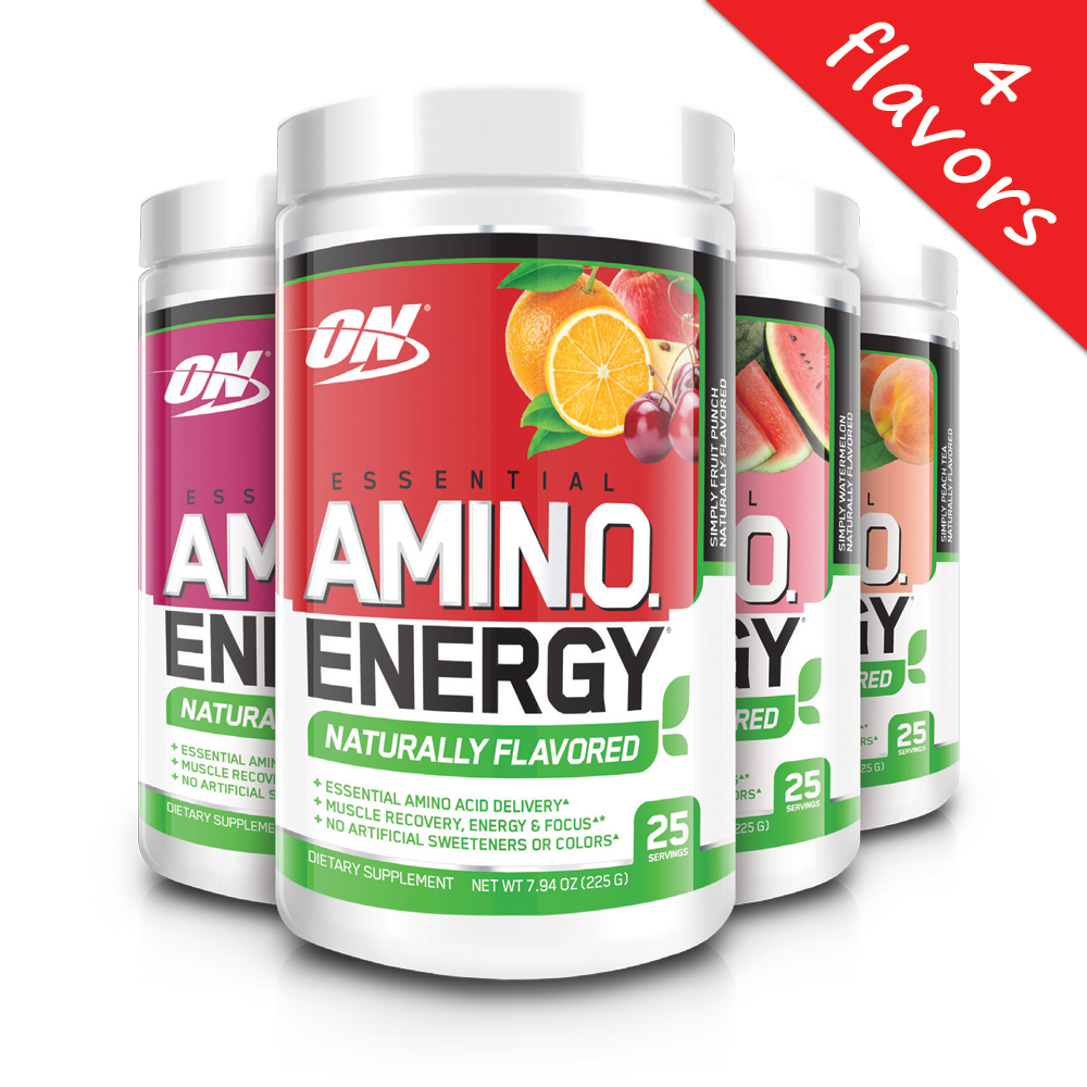 Optimum Nutrition- Amino Energy Natural