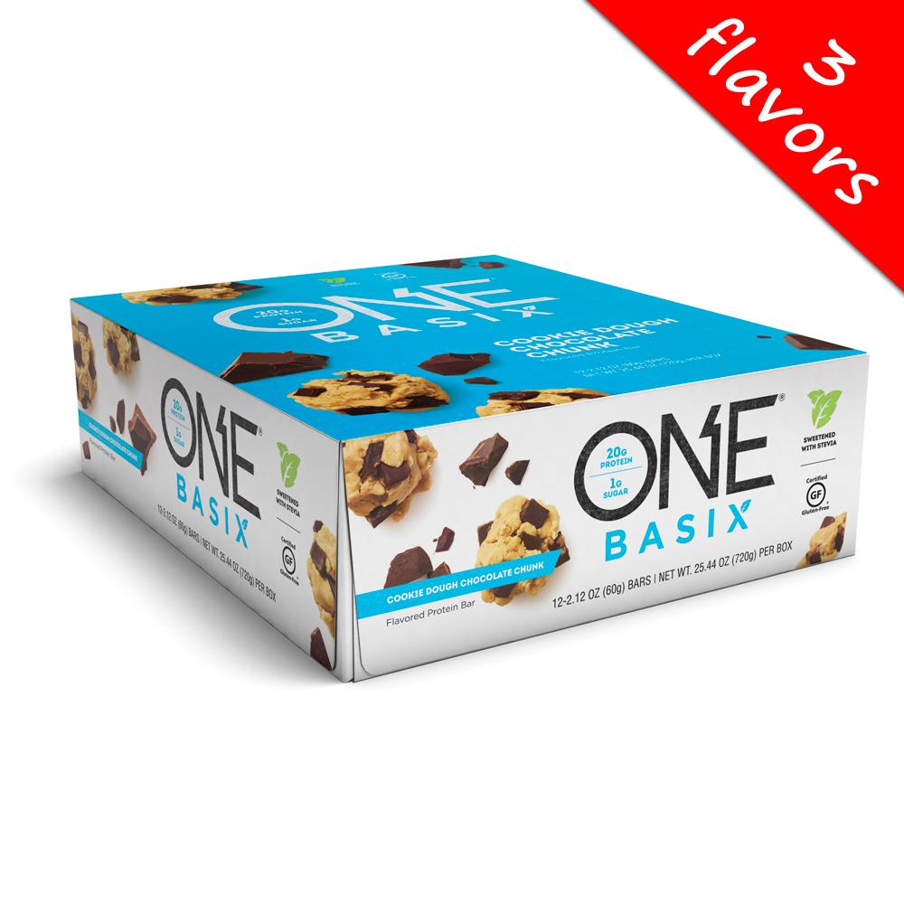 ONE Brands- Basix Bar