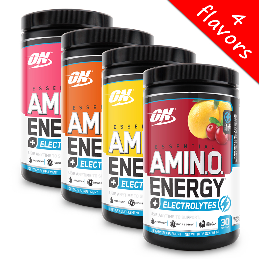 Optimum Nutrition- Amino Energy Electrolytes