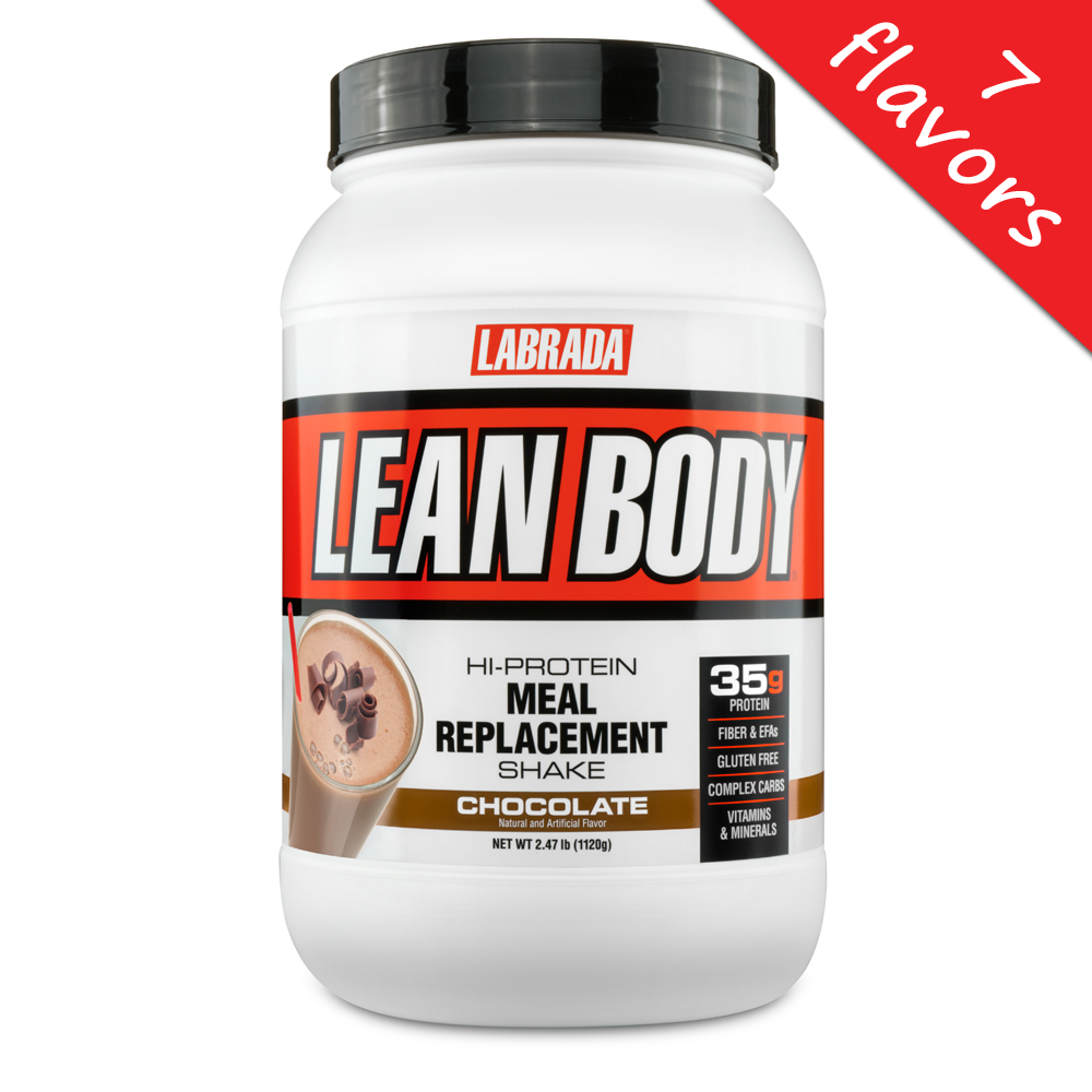 Labrada- Lean Body Meal Replacement 2lb