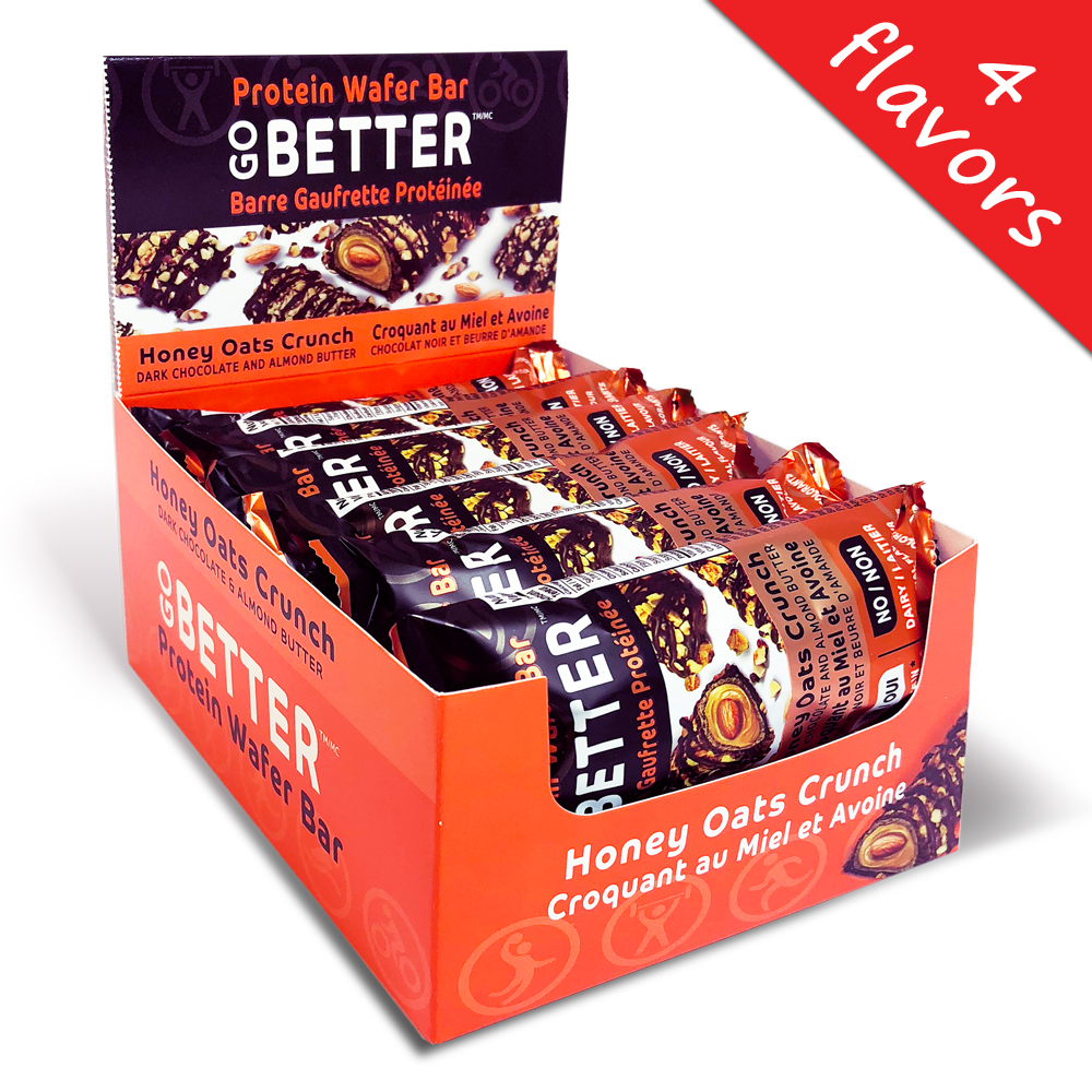 Be Better- Protein Wafer Bar