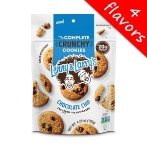 Lenny & Larry's- The Complete Crunchy Cookie 4oz